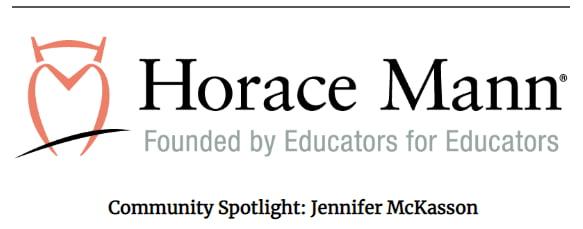 Community Spotlight: Jennifer McKasson